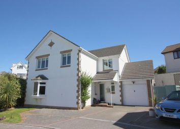 Thumbnail 4 bed detached house to rent in Beach Walk, Newquay