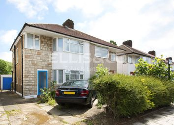Thumbnail 3 bed semi-detached house for sale in Winchester Road, Kenton