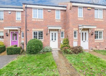 Thumbnail 3 bed terraced house for sale in Lacemakers Court, Rushden