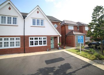 Thumbnail 3 bed semi-detached house for sale in Miller Meadow, Leegomery