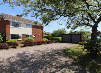 Thumbnail 4 bed detached house for sale in Bowmere Close, Tarporley