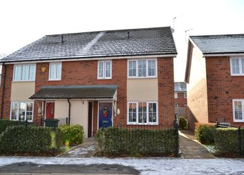 Thumbnail 2 bed terraced house for sale in Cossington Road, Holbrooks, Coventry, West Midlands