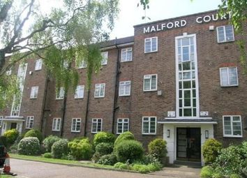 Thumbnail 1 bed flat for sale in Malford Court, The Drive, South Woodford