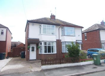Thumbnail 3 bed semi-detached house for sale in Windermere Road, Shrewsbury