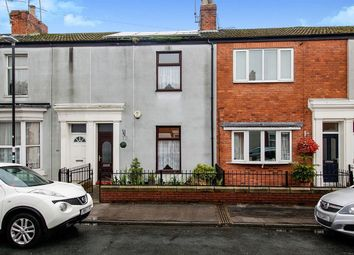 Thumbnail 3 bed terraced house for sale in Sotheron Street, Goole