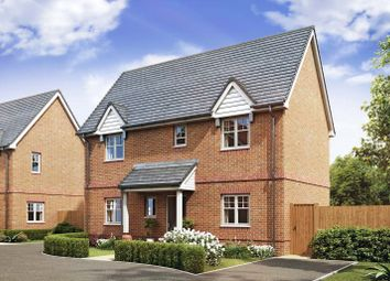 Thumbnail 3 bed detached house for sale in Loddon Oak, Hyde End Road, Spencers Wood, Reading