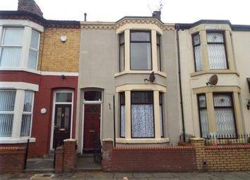 Thumbnail 3 bed terraced house for sale in June Road, Liverpool, Merseyside, England