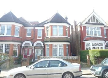 Thumbnail 3 bed flat to rent in Princes Avenue, Finchley, London
