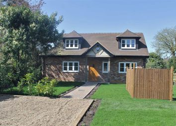 Thumbnail 3 bed detached house for sale in Wrotham Road, South Street, Meopham, Gravesend