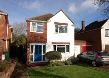 Thumbnail 3 bed detached house for sale in Cedar Close, Bagshot