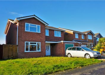 Thumbnail 4 bed detached house for sale in Welbeck Road, Wisbech