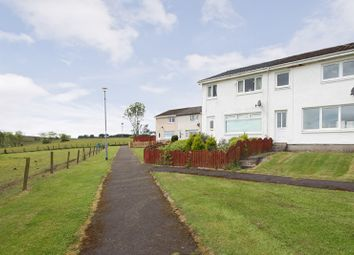 Thumbnail 3 bed terraced house for sale in Douglasdale Street, Rigside, Rigside, South Lanarkshire