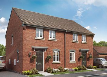 """Thumbnail 2 bed semi-detached house for sale in """"Ashdown"""" at Locksbridge Road, Picket Piece, Andover"""