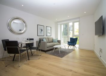 Thumbnail 1 bed flat to rent in London Dock, Admiralty House, Wapping