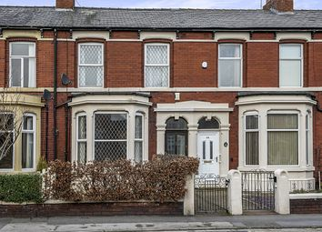 Thumbnail 3 bed terraced house to rent in Leyland Road, Penwortham, Preston