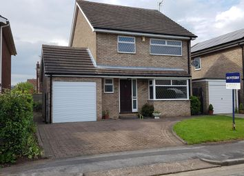 Thumbnail 4 bed detached house for sale in Burnaby Close, Beverley, East Yorkshire