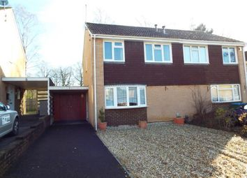 Thumbnail 3 bed semi-detached house for sale in Lordswood, Southanpton, Hampshire