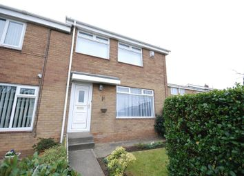 Thumbnail 3 bed terraced house for sale in Carlton Grove, Ashington
