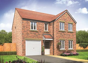 "Thumbnail 4 bed detached house for sale in ""The Kendal"" at Mount Pleasant, Framlingham, Woodbridge"