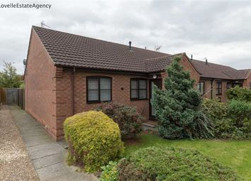 Thumbnail 1 bed bungalow for sale in Hall Rise, Messingham, Scunthorpe
