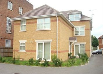 Thumbnail 1 bed flat to rent in Wycliffe Road, Winton, Bournemouth