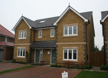 Thumbnail 4 bed semi-detached house for sale in Plot 22, Compass Fields, Bucks Avenue, Watford
