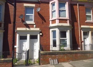Thumbnail 5 bed flat to rent in Strathmore Crescent, Benwell, Newcastle Upon Tyne