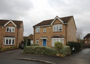 Thumbnail 4 bedroom detached house for sale in Clifton Moor, Oakhill, Milton Keynes