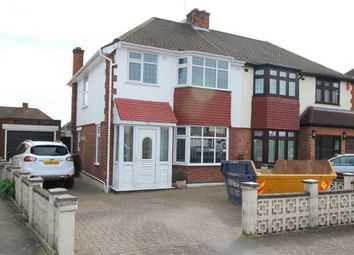 Thumbnail 3 bed semi-detached house for sale in Linden Gardens, Enfield, Middx