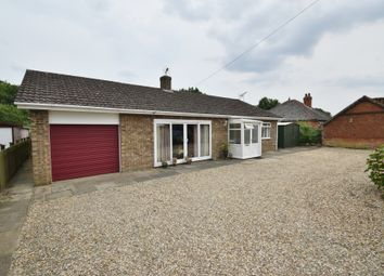 Thumbnail 3 bed bungalow for sale in Wainfleet Road, Irby In The Marsh
