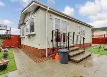 Thumbnail 1 bedroom mobile/park home for sale in Sea Views, East Beach Park, Shoeburyness
