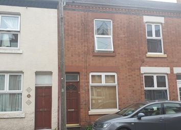 Thumbnail 2 bed terraced house to rent in Clifton Road, Leicester