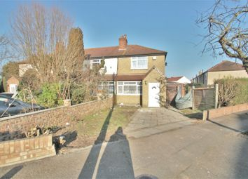 Thumbnail 3 bed semi-detached house to rent in Woodstock Gardens, Hayes, Middlesex