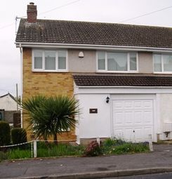 Thumbnail 3 bed semi-detached house for sale in Glen Mavis Way, Barry