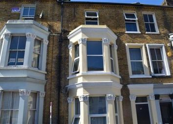 Thumbnail 1 bed flat to rent in Gordon Road, Cliftonville, Margate