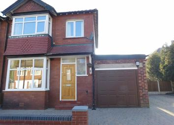 3 bed semi-detached house for sale in Barnsley Street, Offerton, Stockport SK1