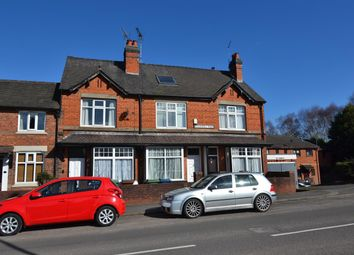 Thumbnail 2 bed terraced house for sale in Eccleshall Road, Stafford