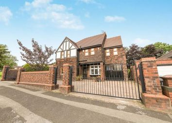 Thumbnail 4 bed detached house for sale in Montague Road, Ashton-Under-Lyne, Greater Manchester, Ashton