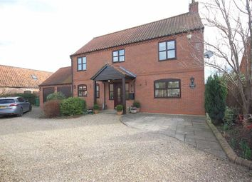 Thumbnail 4 bed detached house for sale in Holly Court, Rolleston, Nottinghamshire