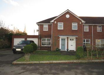 Thumbnail 3 bed end terrace house for sale in Wilkins Grove, Longcroft Lane, Welwyn Garden City