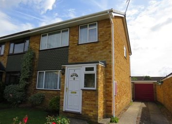 Thumbnail 3 bed semi-detached house for sale in Guston Road, Maidstone