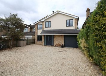 Thumbnail 5 bed detached house to rent in The Croft, Haddenham, Aylesbury, London