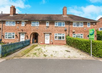 Thumbnail 3 bed terraced house for sale in Kenmure Road, Birmingham
