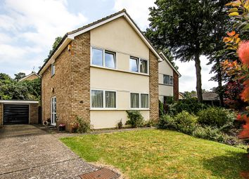 Thumbnail 4 bed detached house for sale in Sefton Way, Newmarket