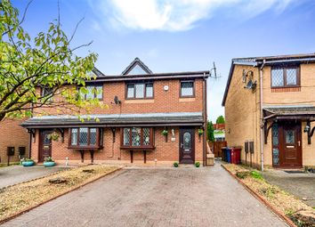 Thumbnail 3 bed semi-detached house for sale in Lynwood Close, Darwen