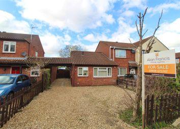Thumbnail 2 bed bungalow for sale in Challacombe, Furzton, Milton Keynes