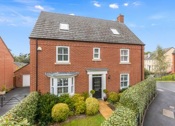 Thumbnail 6 bed detached house for sale in Beacon Drive, Newton Abbot