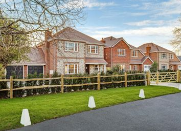 Thumbnail 4 bed detached house for sale in Private Road, East Preston, West Sussex