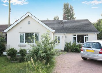 Thumbnail 3 bed bungalow for sale in Lincoln Road, Torksey Lock, Lincolnshire