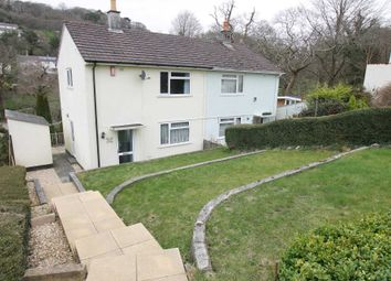 Thumbnail 2 bedroom semi-detached house for sale in Frontfield Crescent, Derriford